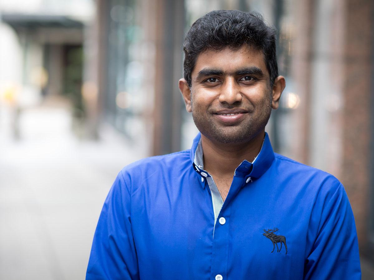 Anand Loganathan