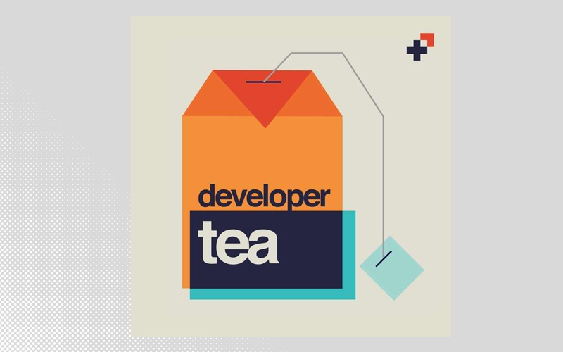 Developer Tea podcast: Interview with Ravs Kaur on leadership & management